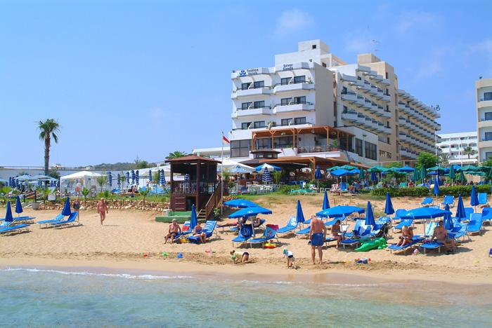 Кипр бич отель мимоза