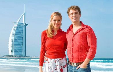 Правила внешнего вида на отдыхе в Дубаи, Абу-Даби