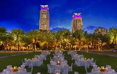 ОАЭ. Дубай. Habtoor Grand Resort & Spa 5*