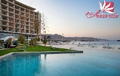 Иордания. Акаба. Kempinski Hotel Aqaba Red Sea 5*