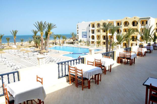Джерба Diana Beach Hotel 3 Туры отдых и путешествие в Тунис от Алексир Тревел